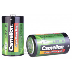 Батарейка Camelion Super Heavy Duty R20