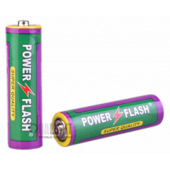 Батарейка POWER FLASH R6, AA 1.5V