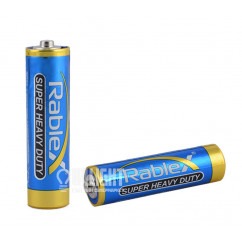 Батарейка Rablex Super Heavy Duty R6P AA 1.5V