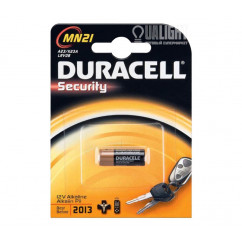 Батарейка Duracell Security Alkaline 23A 12 V