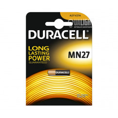 Батарейка Duracell Security Alkaline 27A 12 V