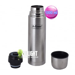Термос A-PLUS FL 1754 1000 ml с чехлом