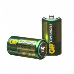 Батарейка GP Greencell R14